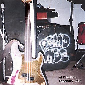 Demo-Moe. -En la importación de los E.e.u.u. El Bohio [CD]