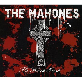 Mahones - Black Irish [CD] USA import