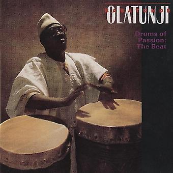Babatunde Olatunji - Drums of Passion: The Beat [CD] USA import