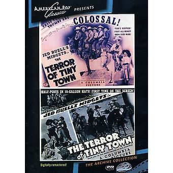 Terreur de Tiny Town (1938) [DVD] USA import