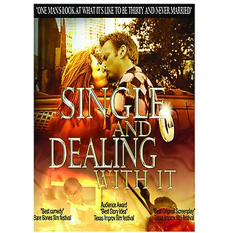 Single & Dealing with It [DVD] USA import