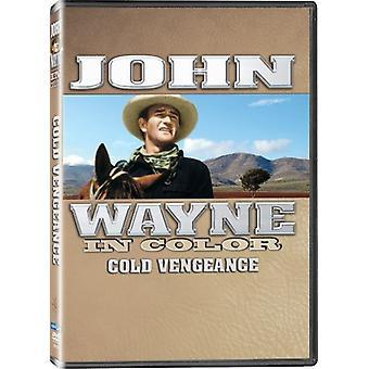John Wayne - Cold Vengeance [DVD] USA import