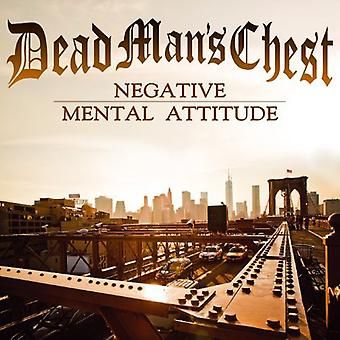 Dead Man's Chest - Negative Mental Attitude [CD] USA import