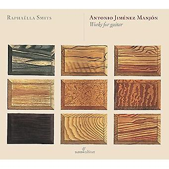 Manjon / Smits, Raphaella - Works for Guitar [CD] USA import