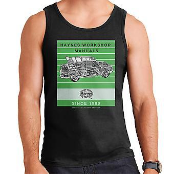 Haynes taller Manual Hillman IMP deporte OP B rayas chaleco de los hombres