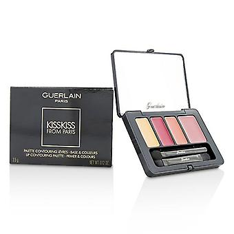 Guerlain Kisskiss From Paris Lip Contouring Palette - # 002 Romantic Kiss - 3.5g/0.12oz