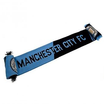 Manchester City Scarf VT