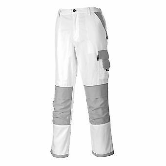 sUw - クラフト 2 トーン作業服ズボン