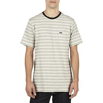Volcom Alden Short Sleeve T-shirt in eiwit