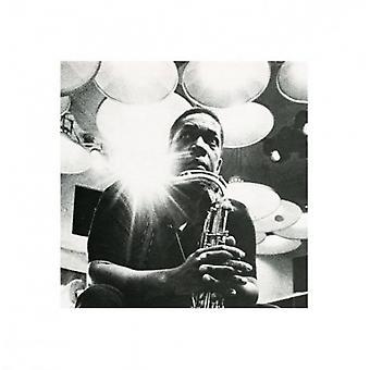 John Coltrane - Black & White Poster Poster Print