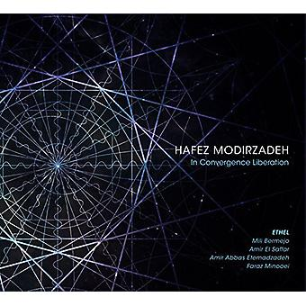 Hafez Modirzadeh - In Convergence Liberation [CD] USA import