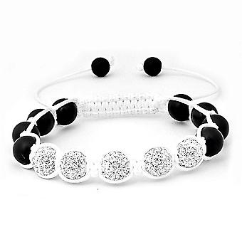Iced Out Unisex Armband - FIVE ICED BALLS