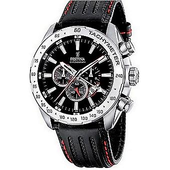 Festina mens watch sports chronograph 16489-5