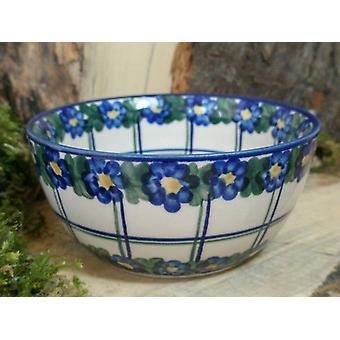 Salad Bowl ø 13 cm, height 6 cm, 50, Bunzlauer pottery - BSN 6747