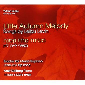 Levin, Leibu / Kol, Bracha / Dolberg, Amit - Little Autumn Melody [CD] USA import