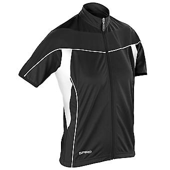 Spiro Ladies Bikewear 1/4 Zip Top