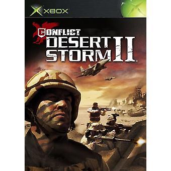 Conflict Desert Storm II (XBox)-nieuw