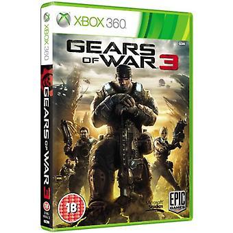 Gears of War 3 (Xbox 360)-in de fabriek verzegeld