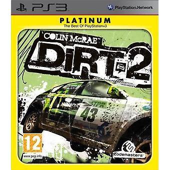 Colin McRae Dirt 2 (Platin) (PS3) - Neu