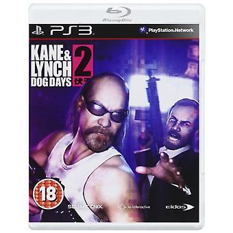 Kane et Lynch 2 Dog Days - Nouveau