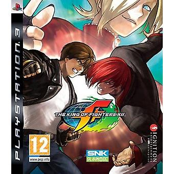 King of Fighters XII (PS3) - New