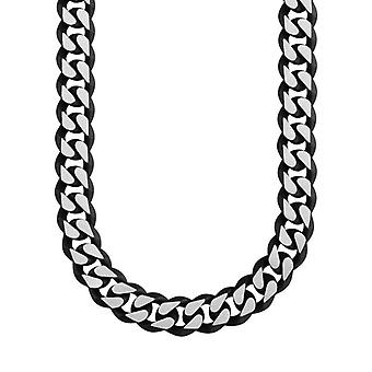 s.Oliver jewel mens links chain stainless steel black SO1206/1 - 508407