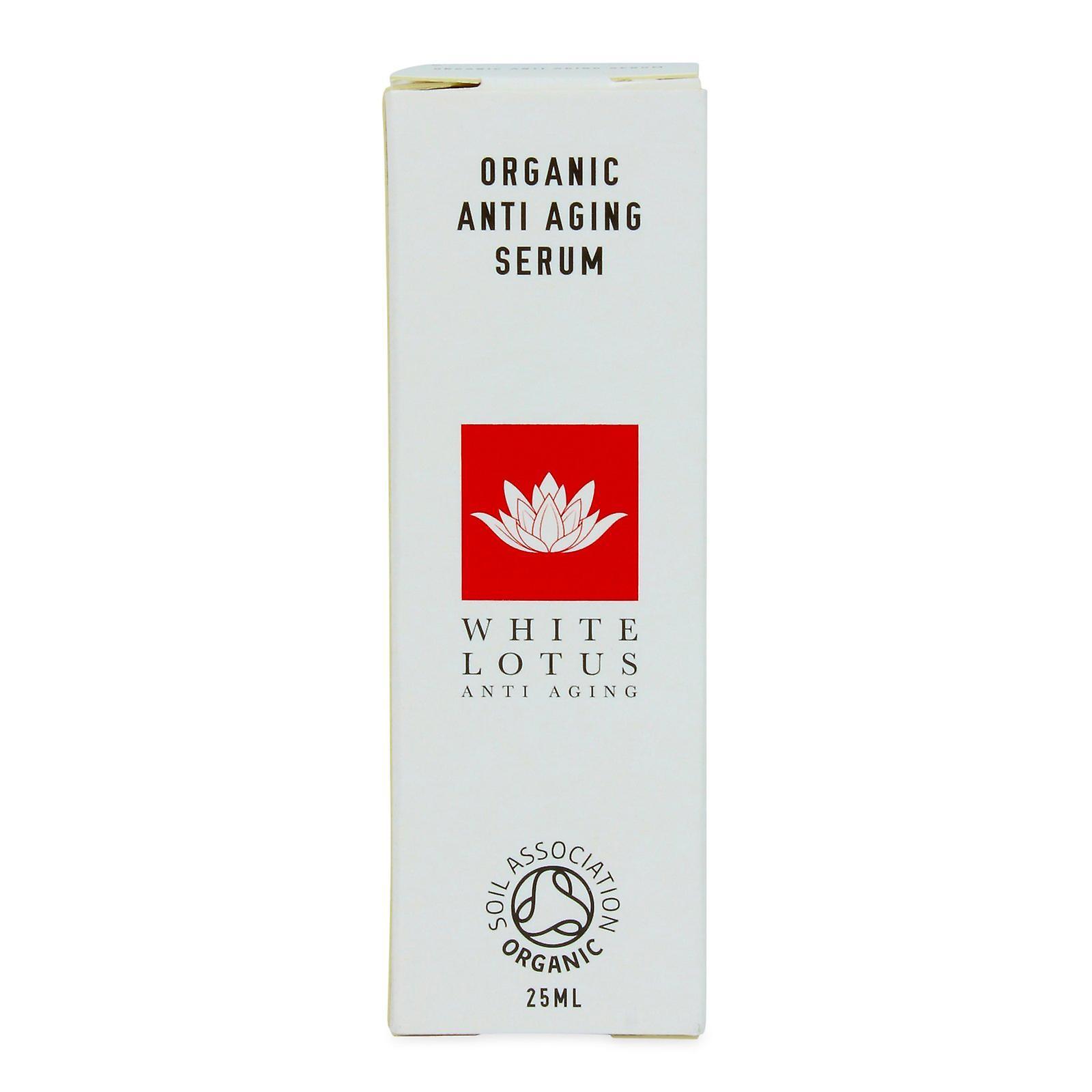 Organic anti aging serum 25ml