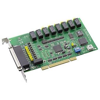 Advantech PCI-1760U I/O card Relays, DI No. of inputs: 8 x No. of outputs: 8 x