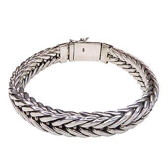 Kristna silverarmband