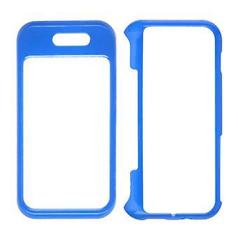 Wireless Solution UltraTHIN Snap-On Case for Motorola Backflip (Blue)