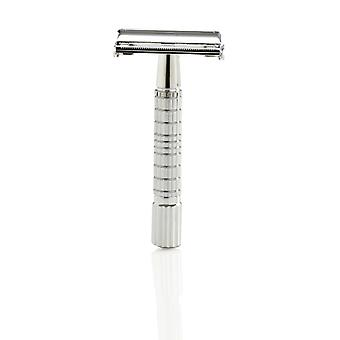 Timor 1322 Safety Razor - Polished Chrome