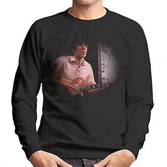 TV ganger Keith Richards Les Paul Rolling Stones menns Sweatshirt