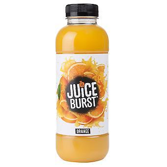 Bevanda di succo d'arancia succo Burst