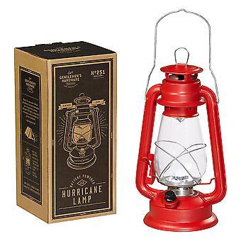 Gentlemen's Hardware Hurricane Lamp