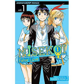 Nisekoi - False Love - Vol. 1 by Naoshi Komi - 9781421557991 Book