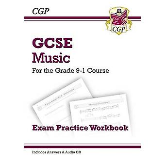 Nye GCSE musikk eksamen praksis arbeidsboken - Grade 9-1 løpet av C