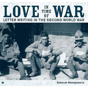 Love in Time of War - Letter writing in the Second World War - no.1 by