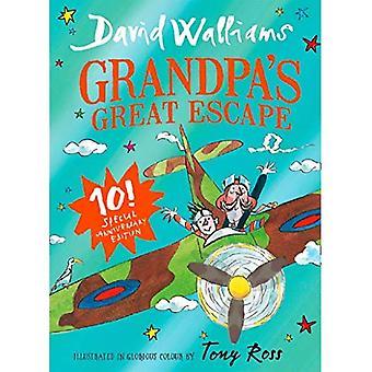 Dziadka Wielkiej ucieczki: Limited Edition prezent dla dzieci David Walliams bestsellerowej książki