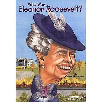 Vem var Eleanor Roosevelt? (Vem var...? (PB))