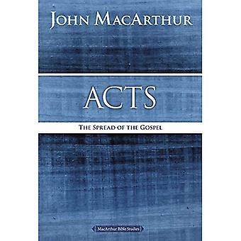 MACARTHUR/handlinger SC (MacArthur bibelstudier)