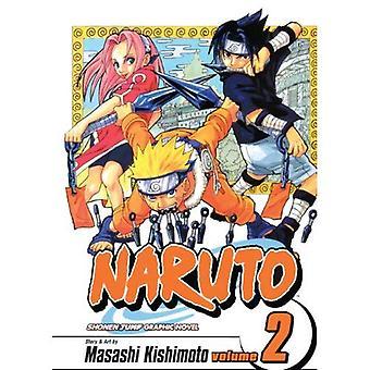 Naurto, Volume 2 (Naruto (Prebound))