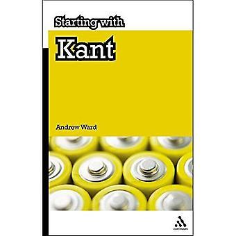 Beginnen met Kant