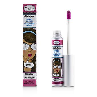 Thebalm Thebalmjour romige lip Stain-# Ciao! -6.5 ml/0,22 oz