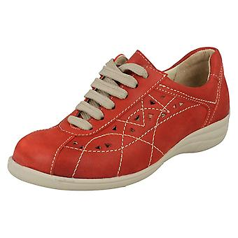 Dames B simple Lace Up chaussures plates occasionnelles Hornsea