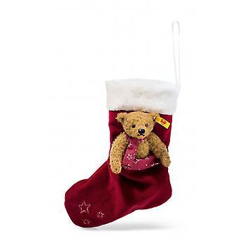 Noel Çorap 15 cm ile Steiff Teddy Bear