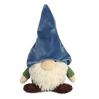De Gnomlins Mekkabunk Gnome pluche groen/blauw