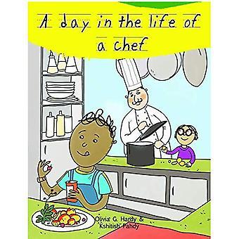 Una giornata nella vita dei professionisti chef: Guida professione per i bambini