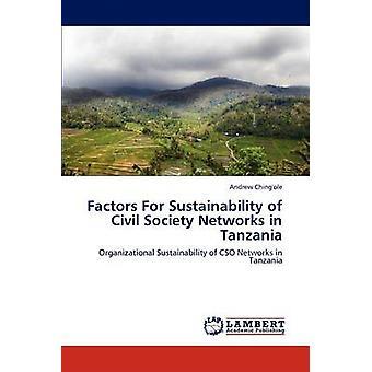 Chingole ・ アンドリューによってタンザニアの市民社会ネットワークの持続性の要因