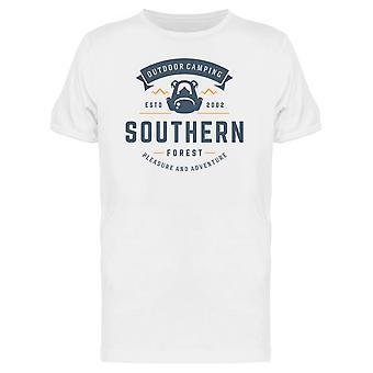 Extérieur Sud T-shirt hommes-Image de Shutterstock