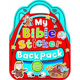 My Bible Sticker Backpack by Chris Scollen - 9781860248962 Book